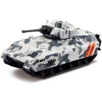 Maisto M.F Askeri Savaş Aracı Tank Delta 7 Cm Beyaz Kamuflaj