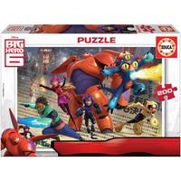 Educa Çocuk Puzzle Karton 200 Big Hero 6