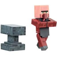 Minecraft Villager Blacksmith Figür Oyuncak 7 Cm
