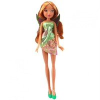 Winx Club My Fairy Friends Flora
