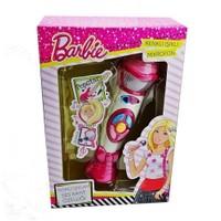 Barbie Robot Sesli Mikrofon