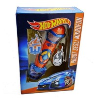 Hotwheels Robot Sesli Mikrofon