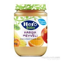 Hero Baby Karışık Meyveli Kavanoz Maması 190 gr