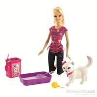 Barbie'nin Kedisi Tuvalet Eğitimi