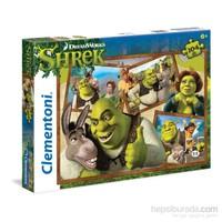 Clementoni Supercolor 104 Parça Shrek Puzzle (34 X 24 Cm)