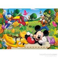 60 Parça Mickey Mouse Puzzle (Clementoni 26922)