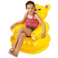 İntex 68556 Şişme Çocuk Koltuğu (Sarı Ayıcık Figürlü)