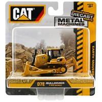 Cat Metal Koleksiyon Araçları Mini Bulldozer İş Makinası