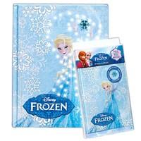 Frozen Işıklı Günlük