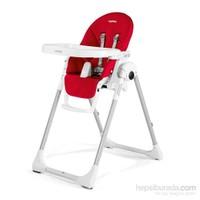 Peg Perego Prıma Pappa Zero-3 Mama Sandalyesi Fragola Kırmızı