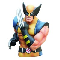 X-Men: Wolverine Bust Bank
