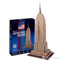 Cubic Fun 3D 39 Parça 3 Boyutlu Empire State Building