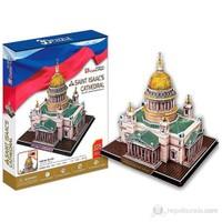 Cubic Fun 3D 105 Parça 3 Boyutlu Puzzle Saint İsaac's Cathedral