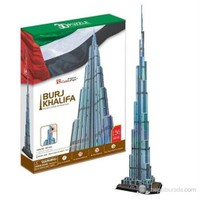 Cubic Fun 3D 136 Parça 3 Boyutlu Puzzle Burj Khalifa Tower
