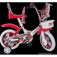 Esaras Bisiklet 14 Jant 710 Jant Bisiklet Kırmızı