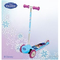 Smoby Frozen Twist Scooter