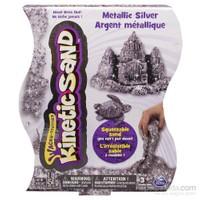 Kinetic Sand Sihirli Oyun Kumu / Gümüş