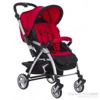Soo Baby Menago Rosso Çift Yönlü Bebek Arabası