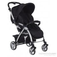 Soo Baby Menago Nero Çift Yönlü Bebek Arabası