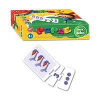 Pepee Sayılar Eşleştirme Kutu Oyunu (Sayılar 42 Parça)