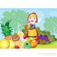 Keskin Color 100 Parça Kutulu Yapboz (25X35 Cm Çiftlik Hayatı)