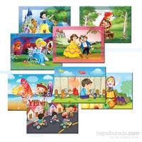 Keskin Color 100 Parça Frame Puzzle 25X35 Cm