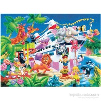 Keskin Color 150 Parça Kutulu Yapboz Nuh'un Gemisi