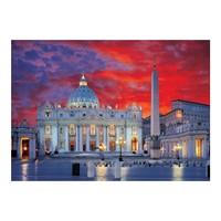 Trefl 10172 1000 Parça Roma Aziz Petrus Bazilikası Puzzle