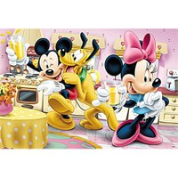 Trefl 160 Parça Puzzle Mickey Mouse