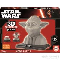 Educa 3D Heykel Puzzle Yoda