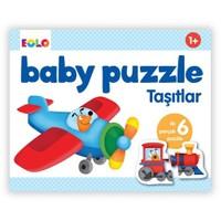 Eolo Baby Puzzle Taşıtlar