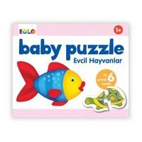 Eolo Baby Puzzle Evcil Hayvanlar