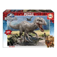 Educa 200 Parça Jurassic World Puzzle