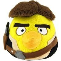 Angry Birds Star Wars Peluş Oyuncak Sarı 12 Cm