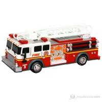 Road Rippers Rush Rescue Sesli Ve Işıklı İtfaiye Aracı