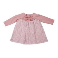Zeyland Kız Çocuk Pembe Elbise K-42M502lsr36