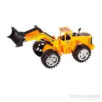 Cc Toys Kutulu Tekerlekli Büyük Kepçe