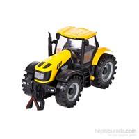 Cc Toys Sesli Ve Işıklı Die Cast 1:28 Traktor