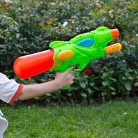 Can-Em Büyük Pompalı Turuncu Su Tüfeği 6589
