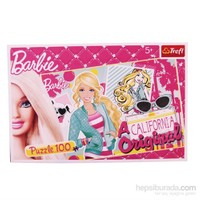 Vardem Puzzle Barbie 100 Parça