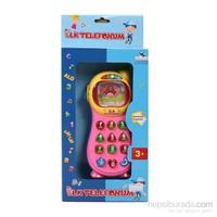 Vardem Işıklı Sesli Ekranlı İlk Telefonum