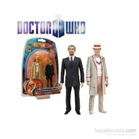 Doctor Who: 5Th Doctor & The Master Action Figure Set