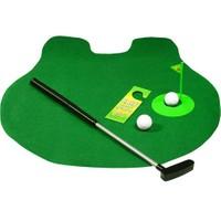 Tuvalet Oyunu Golf Seti