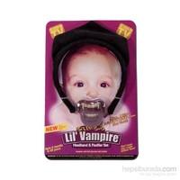 Billy Bob Minik Vampir Emzik Ve Saç Bandı Seti
