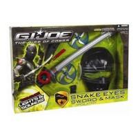 G.I. Joe Snake Eyes Ninja Seti