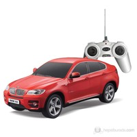 Rastar BMW X6 Uzaktan Kumandalı Jeep 1:24 / Kırmızı