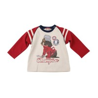 Zeyland Erkek Çocuk Bordo T.Shirt Bis.Yaka K-42Z521atm66