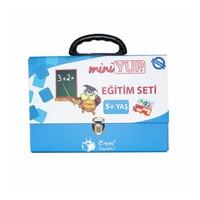 Önel Yayıncılık Miniyup 5+ Seti (10 Kitapçık + Kontrol Aracı)