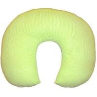 Bebemia Bebek Destek Yastığı & Emzirme Minderi-Yeşil Çizgili