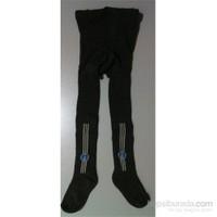Bbs Likralı Havlu F1 Desenli Külotlu Çorap 142-5